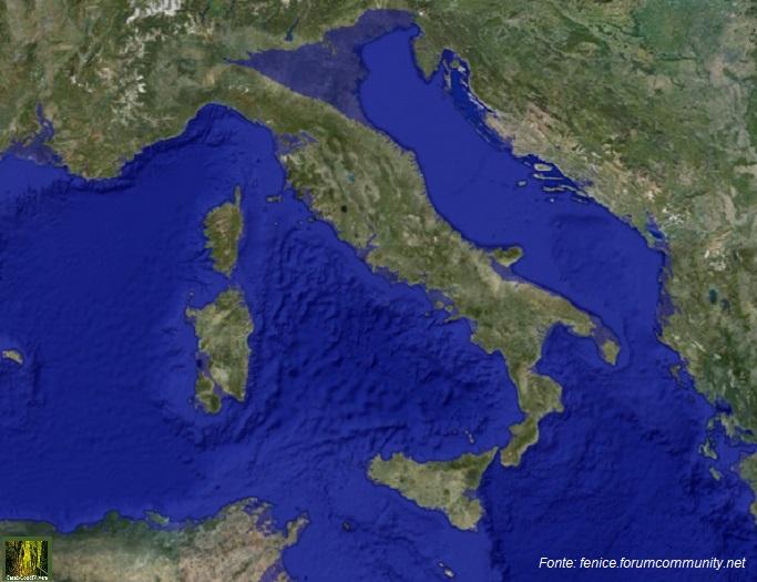 Cesec-CondiVivere 2014.10.07 Italia innalzamento acque