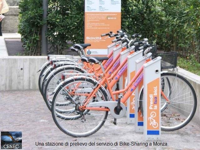 Cesec - Bikesharing Monza
