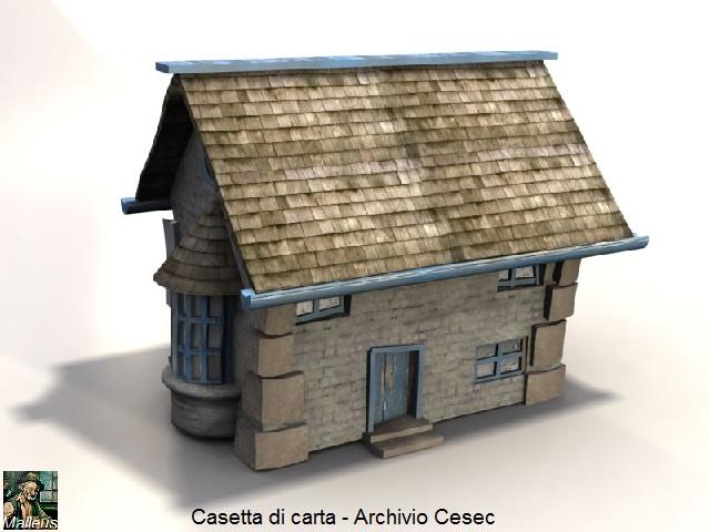 Cesec - Casetta di carta