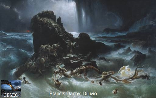 Cesec - Francis Danby Diluvio