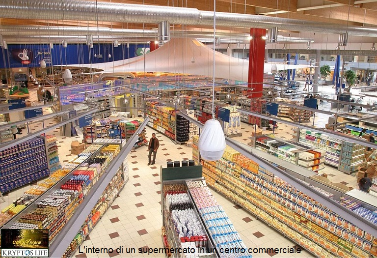 KL-Cesec - Supermercato