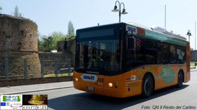 KL-Cesec - Ravenna Bus ibrido