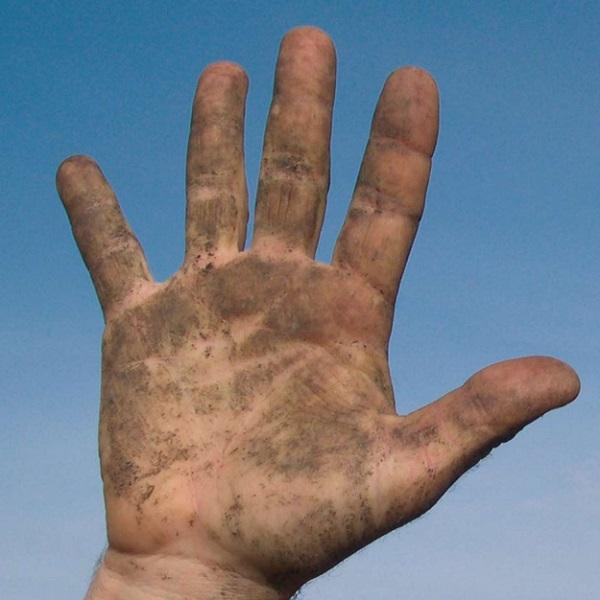 Mani sporche